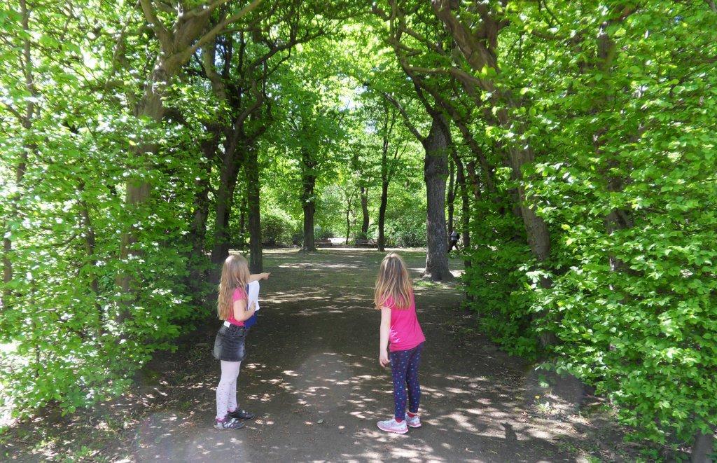 Auf Wundertour im Mariannenpark