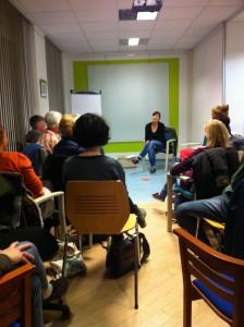 Workshop mit Dipl.-Psych. Angela Miethe
