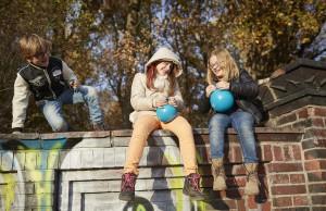 Wunderfinder Spaß mit Luftballons