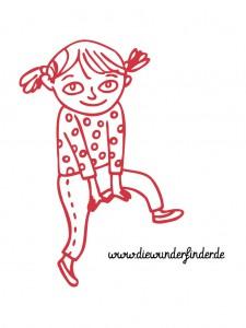 Wunderfinder Grafik Rosa Linke