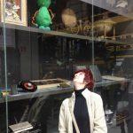 Bücherwürmer und andere Regalhüter in der kunsthistorischen Sammlung