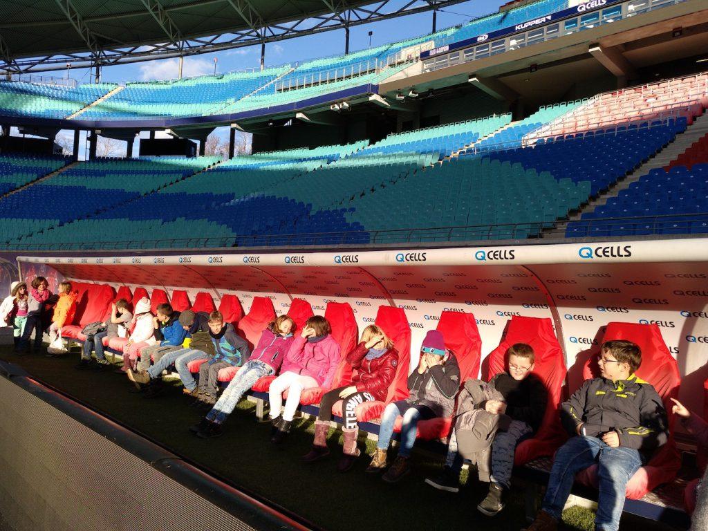 Rb Leipzig Stadionführung