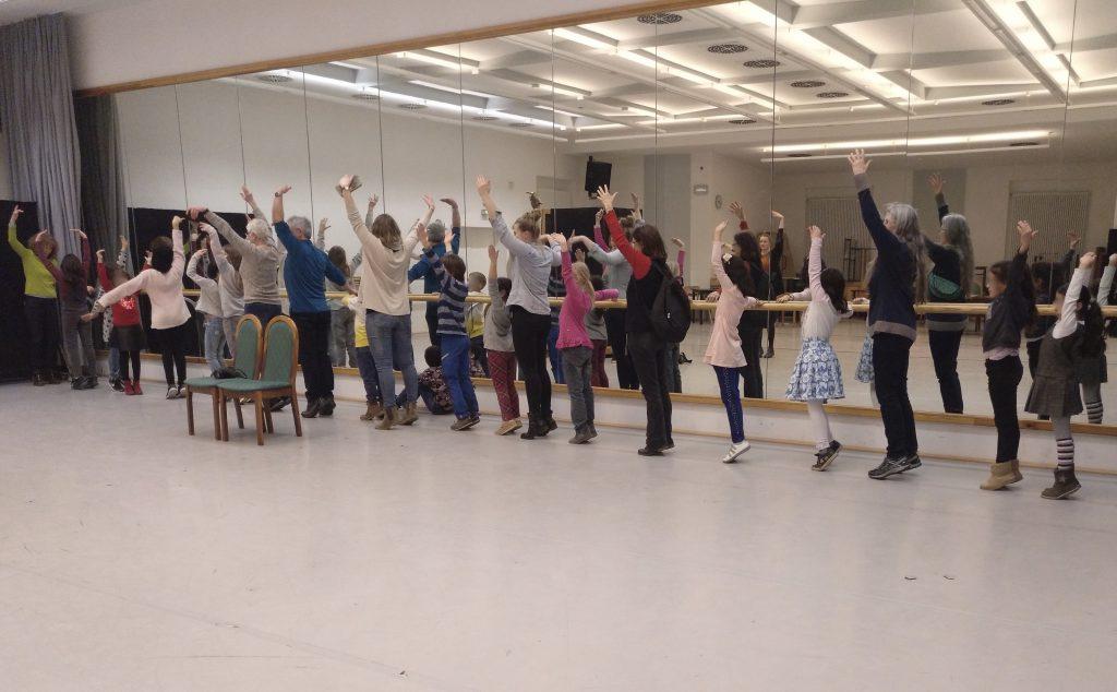 Wunderfinder im Ballettsaal