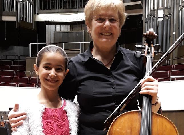 Wunderfinder beim Lehrerorchester