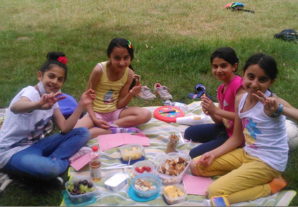 Wunderfinder Picknick