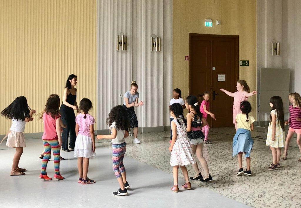 Wunderfinder tanzen Vivaldi